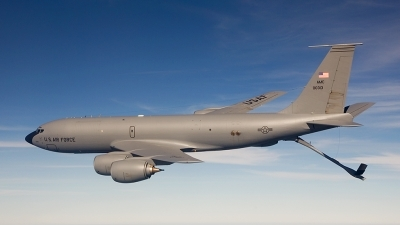 Photo ID 29765 by Sean Wilson - Prime Images. USA Air Force Boeing KC 135R Stratotanker 717 148, 60 0313
