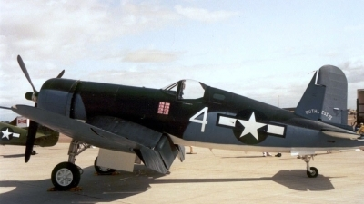 Photo ID 3458 by Ted Miley. Private Private Goodyear FG 1D Corsair, NX67HP