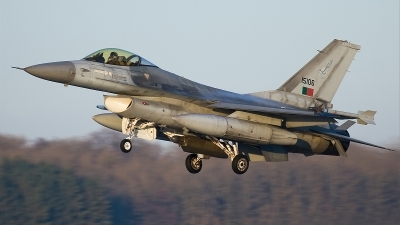 Photo ID 29864 by Alex van Noye. Portugal Air Force General Dynamics F 16A Fighting Falcon, 15106
