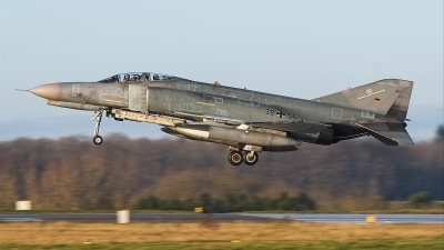 Photo ID 29870 by Alex van Noye. Germany Air Force McDonnell Douglas F 4F Phantom II, 38 54