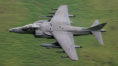 Photo ID 29886 by John Higgins. UK Air Force British Aerospace Harrier GR9, ZD409
