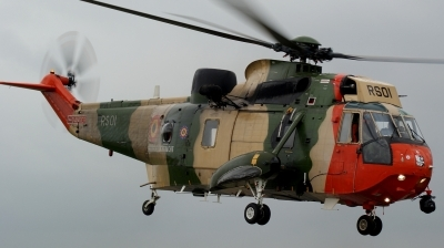Photo ID 29934 by kristof stuer. Belgium Air Force Westland Sea King Mk48, RS01