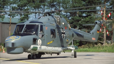 Photo ID 29950 by Lieuwe Hofstra. Germany Navy Westland WG 13 Super Lynx Mk88A, 83 23