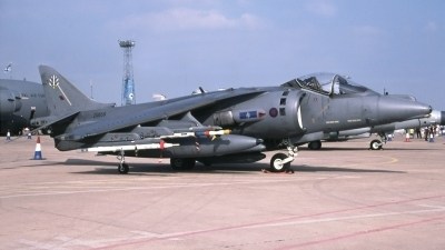 Photo ID 29991 by Tom Gibbons. UK Air Force British Aerospace Harrier GR7, ZG858