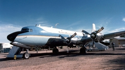 Photo ID 3507 by Ted Miley. USA Air Force Douglas VC 118A Liftmaster DC 6A, 53 3240