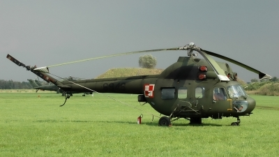 Photo ID 30233 by Radim Spalek. Poland Army Mil Mi 2URP G, 6946