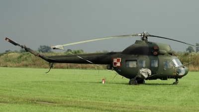 Photo ID 30235 by Radim Spalek. Poland Army Mil Mi 2URP G, 6922