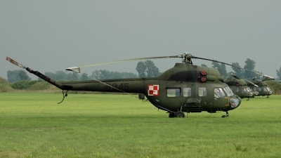 Photo ID 30236 by Radim Spalek. Poland Army Mil Mi 2URP G, 6945