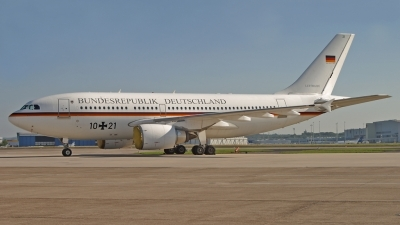 Photo ID 30267 by Mick Balter - mbaviation-images. Germany Air Force Airbus A310 304, 10 21