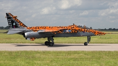 Photo ID 3539 by Matthew Clements. UK Air Force Sepecat Jaguar GR3A, XX119
