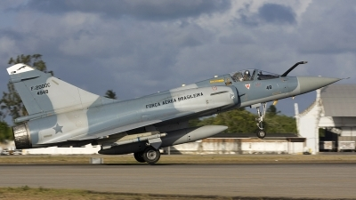 Photo ID 30414 by Chris Lofting. Brazil Air Force Dassault Mirage F 2000C, 4948