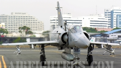 Photo ID 3552 by Eduardo Cardenas Suyo. Ecuador Air Force Israel IAI Kfir CE, FAE915
