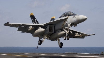 Photo ID 3558 by Tony Osborne - Opensky Imagery. USA Navy Boeing F A 18F Super Hornet, 166620