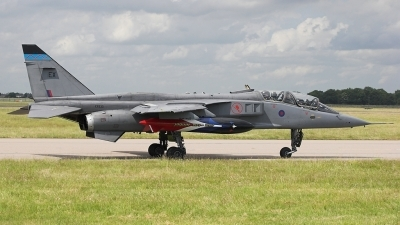 Photo ID 3568 by Matthew Clements. UK Air Force Sepecat Jaguar GR3A, XX835