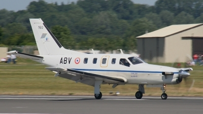 Photo ID 30738 by Paul Newbold. France Air Force Socata TBM 700B, 160