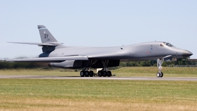 Photo ID 3598 by Craig Pelleymounter. USA Air Force Rockwell B 1B Lancer, 85 0061