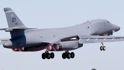 Photo ID 3599 by Craig Pelleymounter. USA Air Force Rockwell B 1B Lancer, 85 0061