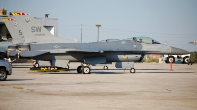 Photo ID 30855 by M. Gjoza. USA Air Force General Dynamics F 16C Fighting Falcon, 93 0540