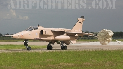Photo ID 3602 by James Shelbourn. UK Air Force Sepecat Jaguar GR3A, XX725