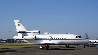 Photo ID 30920 by kristof stuer. Belgium Air Force Dassault Falcon 900B, CD 01