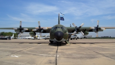 Photo ID 31123 by Franco S. Costa. Argentina Air Force Lockheed C 130H Hercules L 382, TC 61