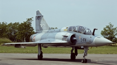 Photo ID 31366 by Rainer Mueller. France Air Force Dassault Mirage 2000B, 511