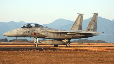 Photo ID 31436 by Andreas Zeitler - Flying-Wings. Japan Air Force McDonnell Douglas F 15DJ Eagle, 32 8085