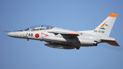 Photo ID 31439 by Andreas Zeitler - Flying-Wings. Japan Air Force Kawasaki T 4, 66 5748