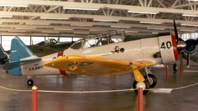 Photo ID 3698 by Ted Miley. USA Navy North American SNJ 6 Texan, N211A