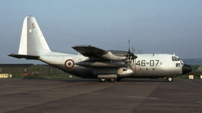 Photo ID 31577 by Tom Gibbons. Italy Air Force Lockheed C 130H Hercules L 382, MM61993