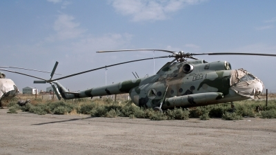 Photo ID 31674 by D. A. Geerts. Afghanistan Air Force Mil Mi 8, 0037