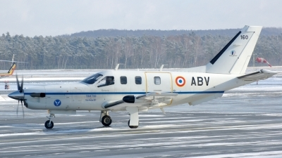 Photo ID 31785 by Günther Feniuk. France Army Socata TBM 700A, 160