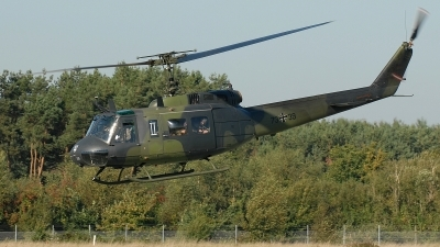 Photo ID 31974 by Klemens Hoevel. Germany Army Bell UH 1D Iroquois 205, 73 39