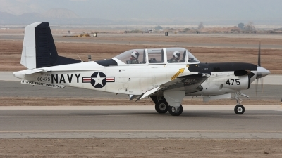 Photo ID 32047 by Karl Drage. USA Navy Beech T 34C Turbo Mentor 45, 160475