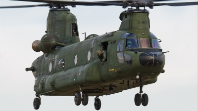 Photo ID 32062 by Alex van Noye. Netherlands Air Force Boeing Vertol CH 47D Chinook, D 103