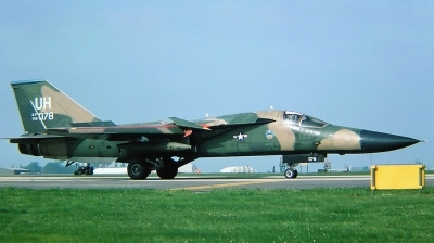 Photo ID 32198 by Arie van Groen. USA Air Force General Dynamics F 111E Aardvark, 68 0078