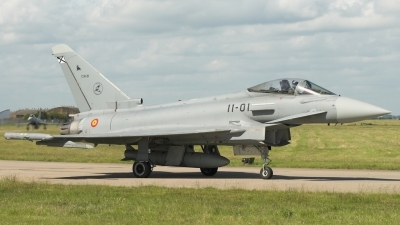 Photo ID 3779 by Martin Patch. Spain Air Force Eurofighter C 16 Typhoon EF 2000S, C 16 21