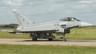 Photo ID 3781 by Martin Patch. Spain Air Force Eurofighter C 16 Typhoon EF 2000S, C 16 23