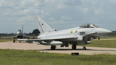 Photo ID 3786 by Martin Patch. UK Air Force Eurofighter EF 2000 Typhoon F2, ZJ931