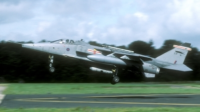 Photo ID 32340 by Joop de Groot. UK Air Force Sepecat Jaguar GR3A, XZ103