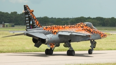 Photo ID 3795 by Martin Patch. UK Air Force Sepecat Jaguar GR3A, XX119
