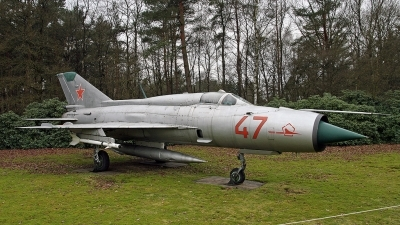 Photo ID 32423 by Johannes Berger. Russia Air Force Mikoyan Gurevich MiG 21PFM, 47 RED