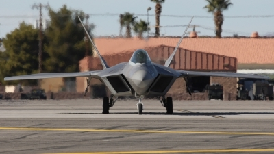 Photo ID 32615 by Jens Hameister. USA Air Force Lockheed Martin F 22A Raptor, 06 4128