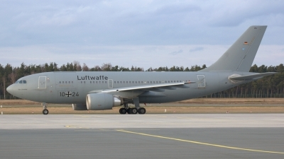 Photo ID 32657 by Günther Feniuk. Germany Air Force Airbus A310 304 MRTT, 10 24