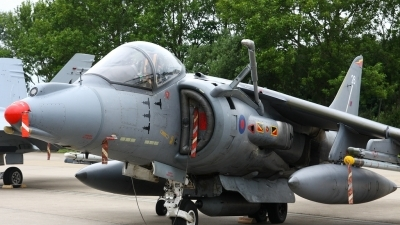 Photo ID 32919 by Maurice Kockro. UK Air Force British Aerospace Harrier GR7, ZD378