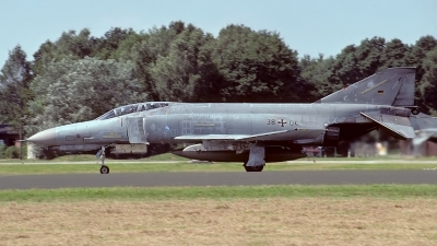 Photo ID 33093 by Rainer Mueller. Germany Air Force McDonnell Douglas F 4F Phantom II, 38 04