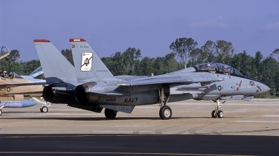 Photo ID 33388 by Mark Munzel. USA Navy Grumman F 14A Tomcat, 162608