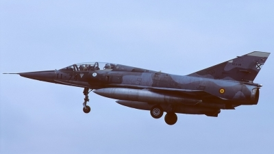Photo ID 33522 by Klemens Hoevel. Spain Air Force Dassault Mirage IIIDE, CE 11 29