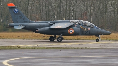 Photo ID 33530 by Alex van Noye. France Air Force Dassault Dornier Alpha Jet E, E156