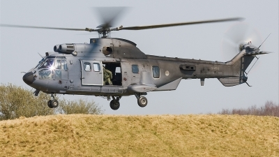 Photo ID 33532 by Alex van Noye. Netherlands Air Force Eurocopter AS 532U2 Cougar MkII, S 454